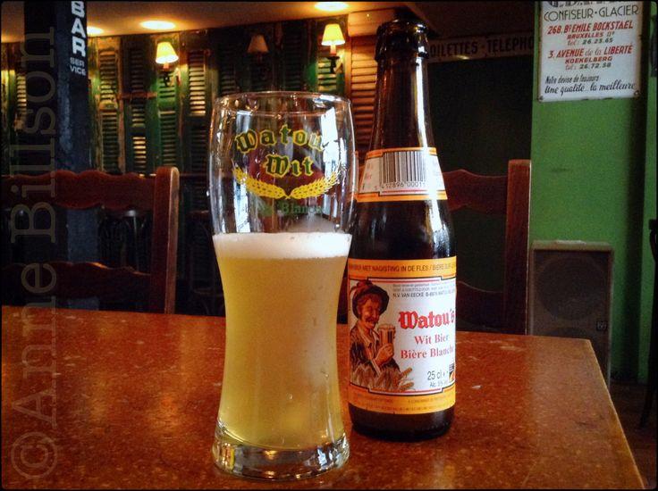 Watou's wit bier (5%): Bar des Amis, Sint-Katelijnestraat 30, Brussel.