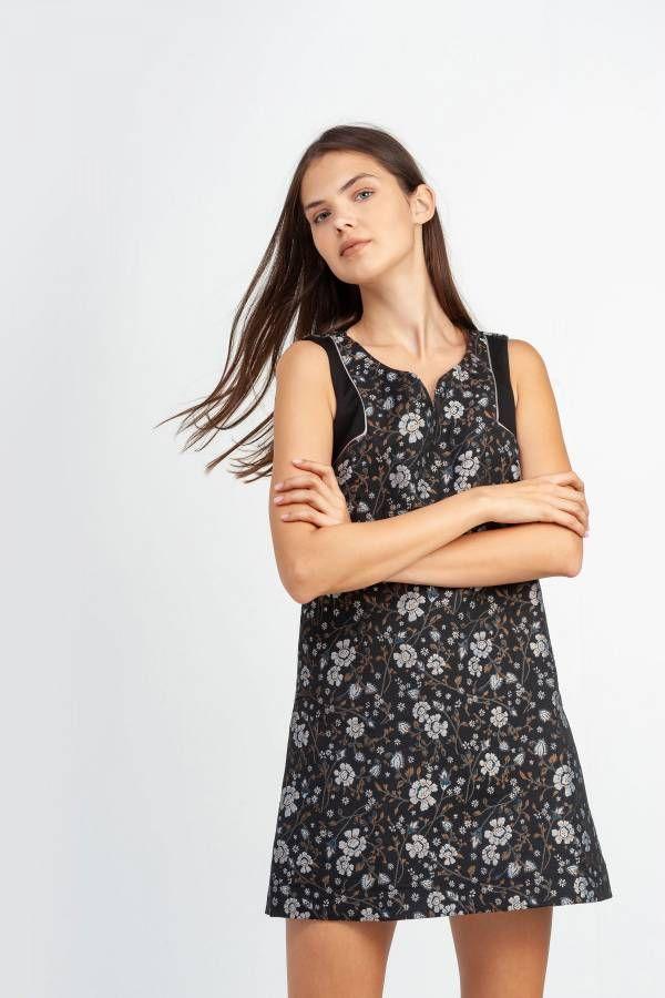 369a368f29e Φορεμα σε γραμμη α | attrattivo F/W 19