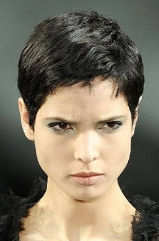 Fall 2011 Runway Inspired Short Hairstyle Ideas en 2019