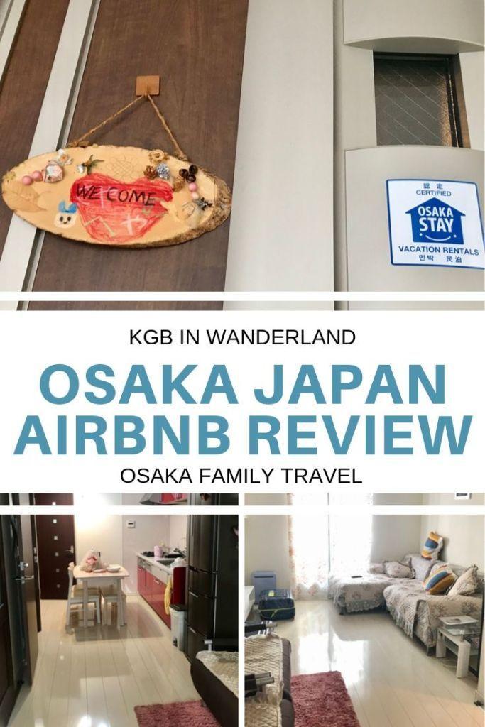 Osaka Airbnb Review: Joto-ku Apartment