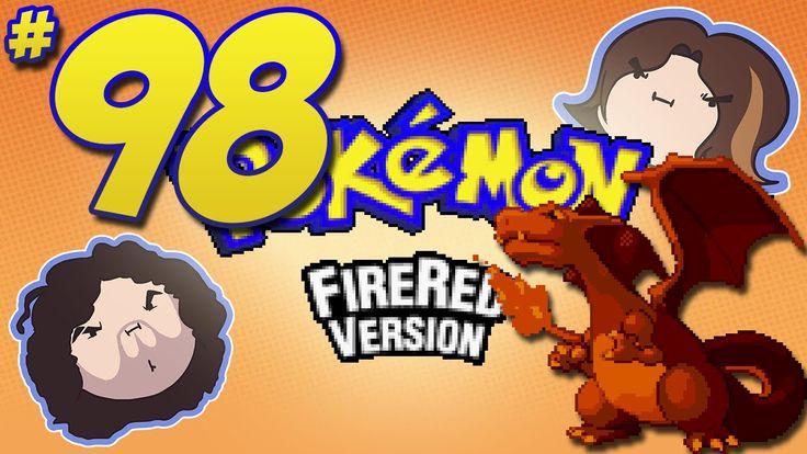 Pokemon FireRed: Cherry Picked Memories - PART 98 - Game Grumps