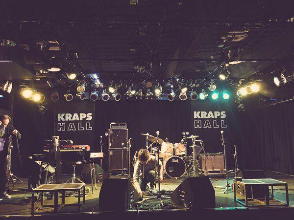 本日はバンドツアー「君が、来る」札幌公演!!絶対に楽しいライブになります!沢山のお越しをお待ちしてます!19時スタート!!