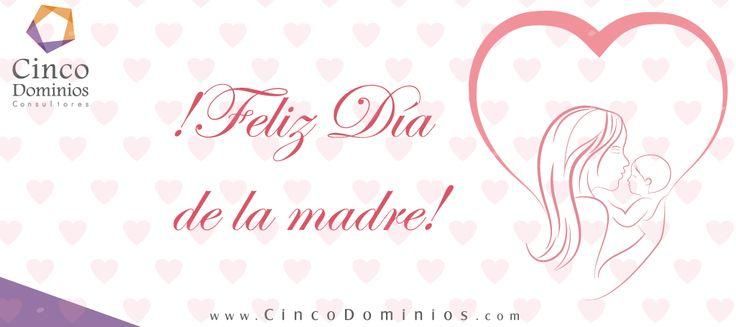 Hoy nos unimos en celebración para decir #FelizDiaMamá. #FelizDiadelaMadre