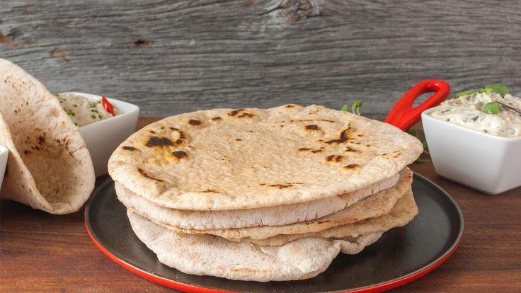 Pita Bread - Gusto