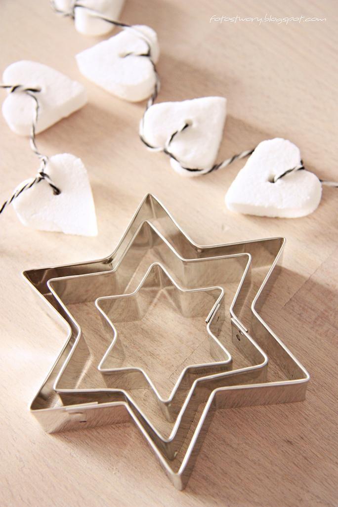 Chritmas, scandinavian style, star, hearts, home decor