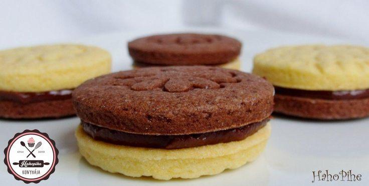 pilóta keksz csokival