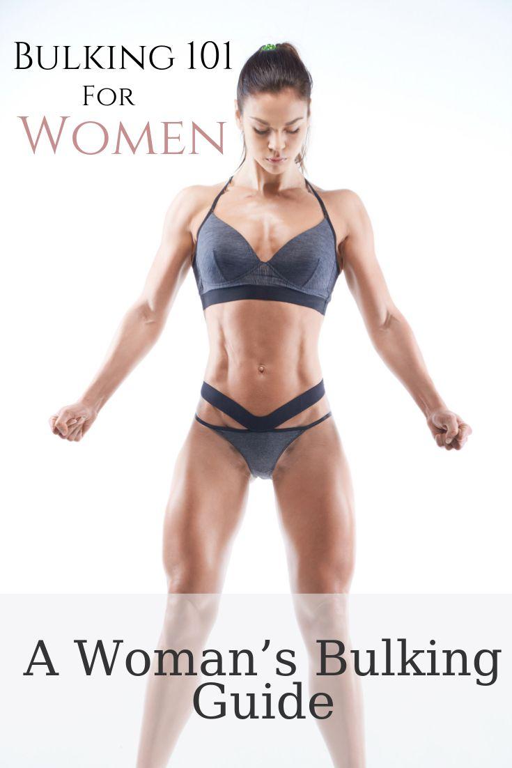 Bulking For Women Muscle Building Women Muscle Women Body