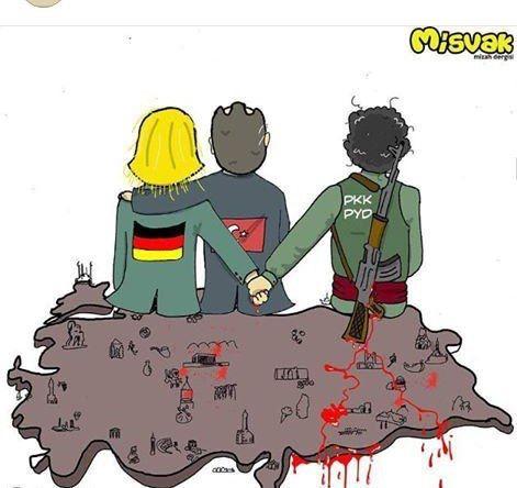 Ah Almanya ah ne yaptın sen