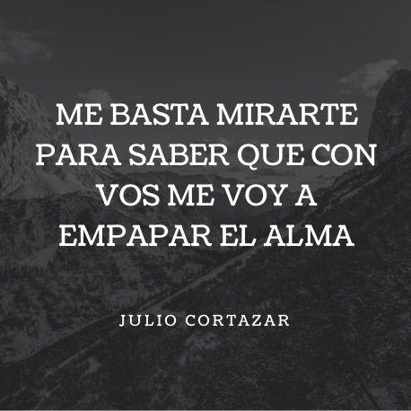 Frases de amor para mi pareja de Julio Cortázar
