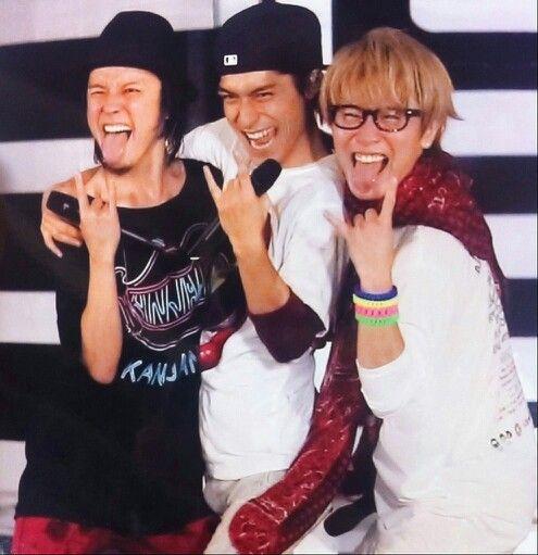 関ジャニ∞ 渋谷すばる 錦戸亮 安田章大 Kanjani∞ Subaru Shibutani Nishikido Ryo Yasuda Shota