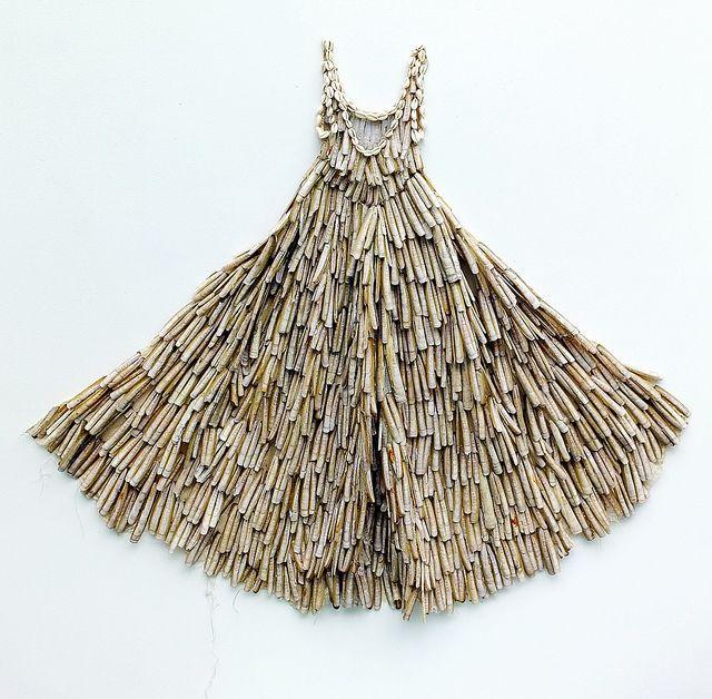 Louise Richardson - Shells and muslin an astonishing creation