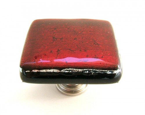 72 Best Fused Glass Knobs Images On Pinterest Glass