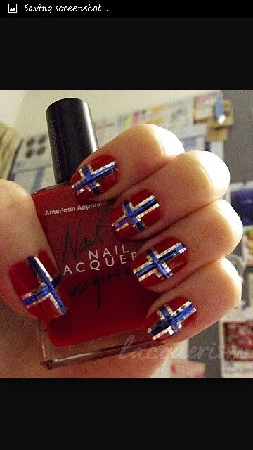 Norway nails syttende mai