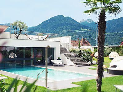 Hotel Muchele Postal - Postal Merano - Merano Italy Hotels ****stars