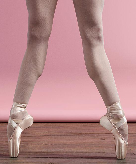 b0bf8ba6953 Petal Pink Airess Broad Toe Ballet Shoe - Women  CapezioPointeShoestoe