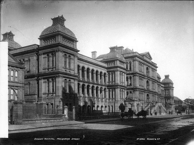 Sydney Hospital, Macquarie Street