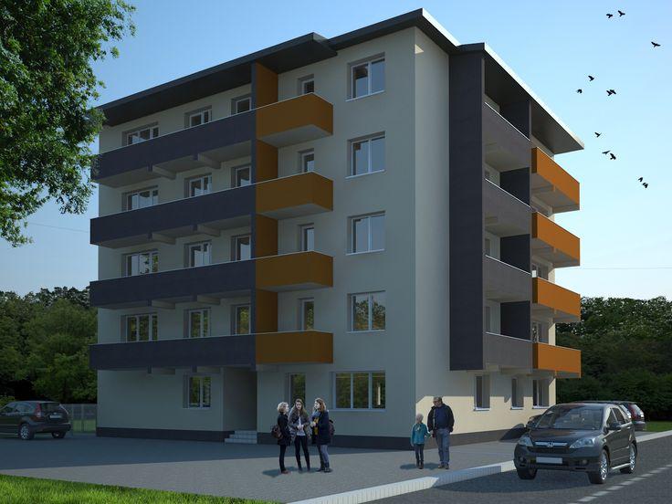 Ansamblul Art Residence 2 avand un regim de inaltime P+4E. Blocul este compus din  apartamente cu 2 si 3 camere , foarte bine compartimentate si finisate cu materiale de cea mai buna calitate, cu preturi incepand de la 34.000 Euro.