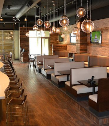 Restaurant Flooring The Loop Bar From Parterre View Our Extensive Collection Of Professional Grade Vinyl Today