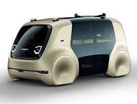 PcPOwersTechnology: Volkswagen Sedric: Ηλεκτρικό και αυτόνομο concept ...