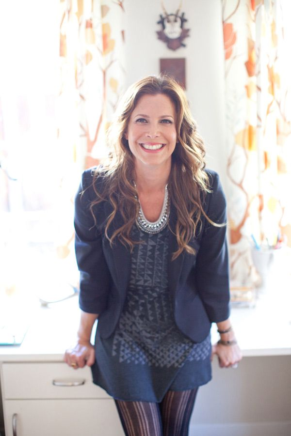 Maya Brenner rocking the Femme Fatale necklace!  http://www.stelladot.com/sites/katiefitzgerald