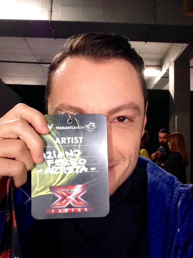 Tiziano a X Factor #beautiful