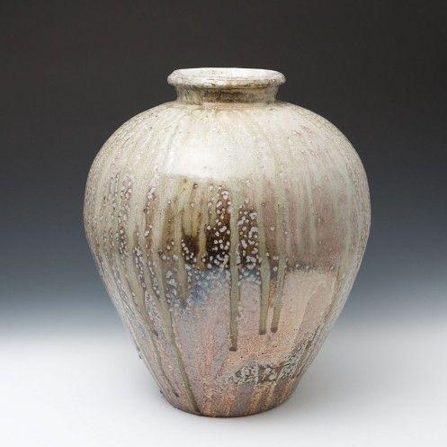 Lisa Hammond  - Large Tsubo Jar
