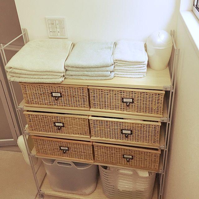 無印良品/バス/トイレのインテリア実例 - 2014-10-06 14:46:00 | RoomClip(ルームクリップ)