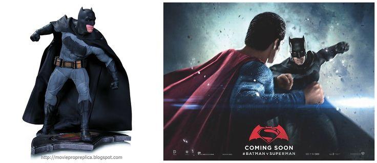 Ben Affleck as Batman Batman v Superman Dawn of Justice Movie Collectible Figure Statue DC Collectibles