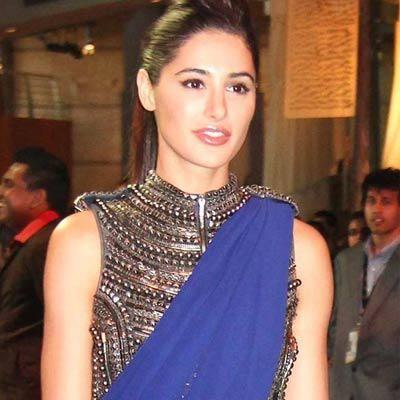 Saree Style of Bollywood Beauties at IIFA 2012