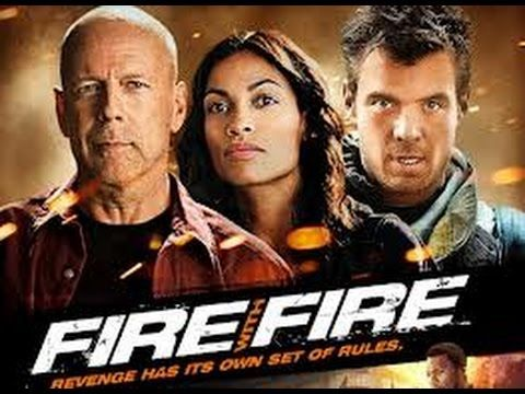 Actionfilmer full 2015 - Fire With Fire Filme