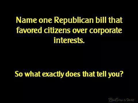 Truth be told...   They're fully-funded and accountable only to the needs of the wealthy.