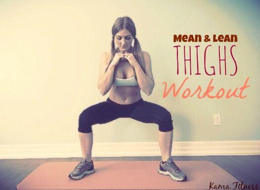 Mean & Lean Thighs