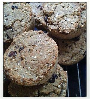 Glutenvrij en suikervrij: zoete broodjes voor lunch of ontbijt