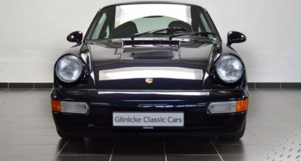 1992 Porsche 911 / 964 Carrera RS - 964 Carrera RS 3.6 Ländercode Deutschland