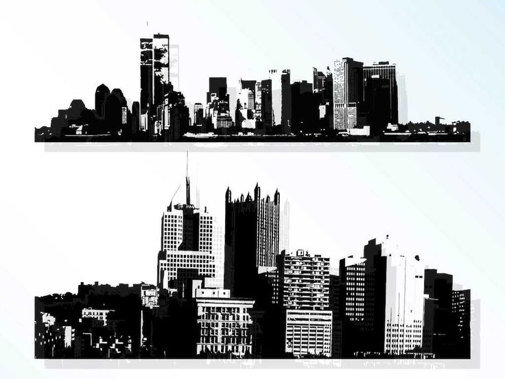 Vector Cities Illustrator File Free Download - FREE