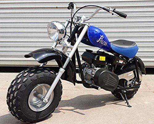Amazon com : Roketa Dirt Bike-42-200(LHJ) (Blue) : Sports & Outdoors