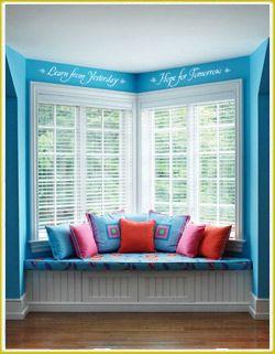 24 Best Bay Window Bench Images On Pinterest Bay Window
