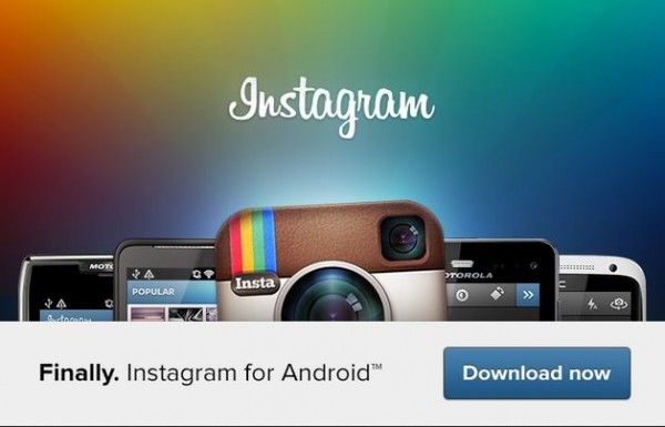 In case you missed the news yesterday, Instagram For Android (finally) arrived.