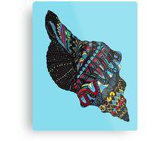 Metal Print #metalprint #home #homedecor #wallart #macsnapshot ##redbubble #seashell #marine  #marinelife #fineart #abstractart