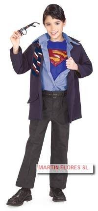 disfraz de clark kent superman ms en