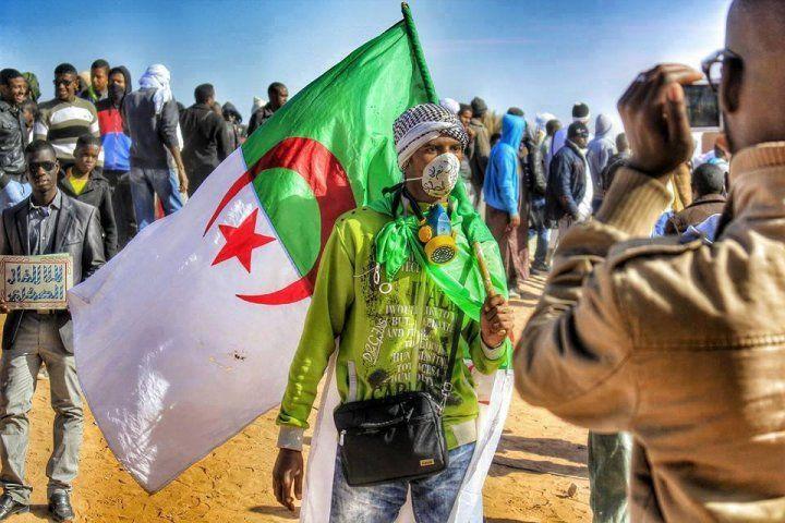 En Algérie, la bataille du peuple contre le gaz de schiste ne faiblit pas - Publié le 9 avril 2016