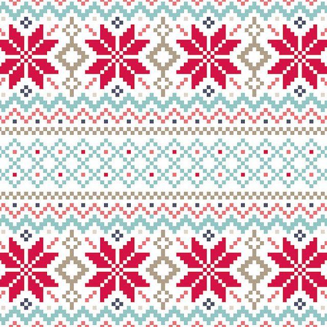16 best Knitting Charts: Stocking Motifs images on Pinterest ...