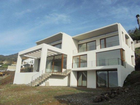 Casa en Golf De Manquehue - 1