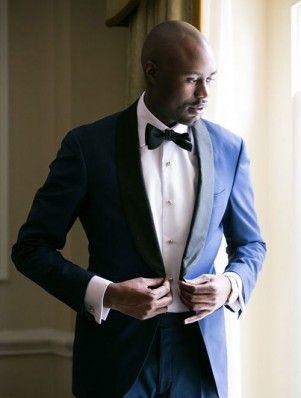 costume marie pour homme noir