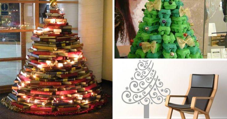 Inšpirujte sa! Z kníh, novín či mušlí: Vianočné stromčeky 13-krát inak. Pozrite si všetky na http://www.dobrenoviny.sk/c/60815/z-knih-novin-ci-musli-vianocne-stromceky-13-krat-inak  #xmas #christmas #christmastree #decoraton #vianoce #vianocnystromcek #dobrenoviny