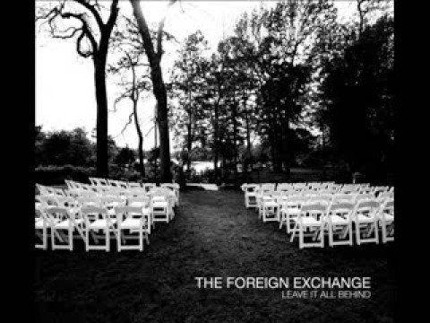 The Foreign Exchange - Something To Behold feat. Darien Brockington & Muhsinah