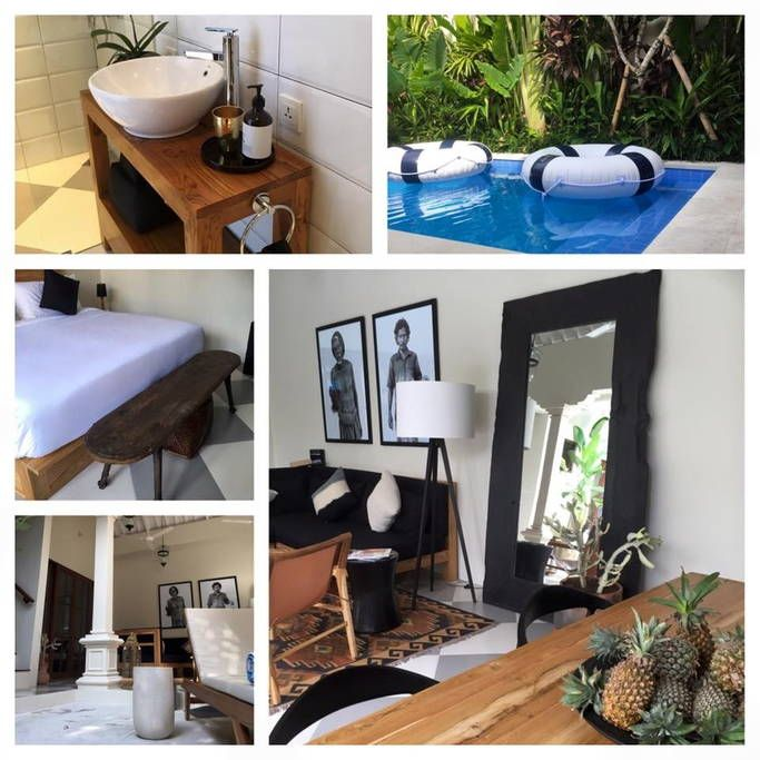 Check out this awesome listing on Airbnb: Lux Villa Soleh 5min to Seminyak Sq - Villas for Rent in Kuta Utara