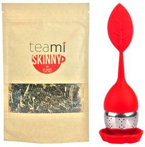 Skinny Tea & Leaf Tea Infuser Set (2 PC)