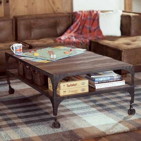 #PBteen #table #Railway #Coffee #Table Railway Coffee Table ... Part 69