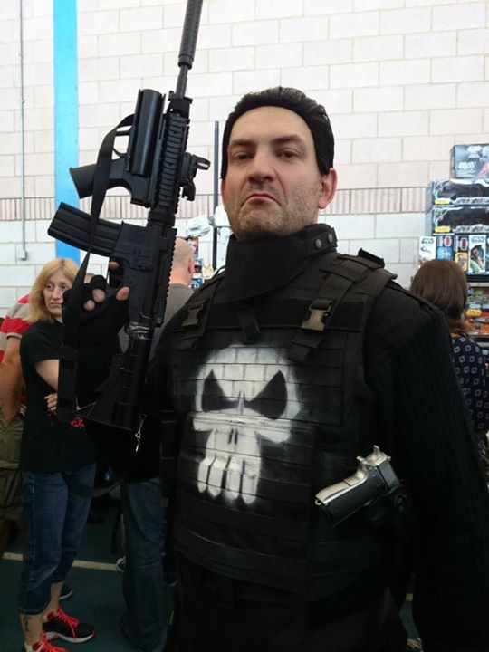 18 best The Punisher cosplay images on Pinterest ...